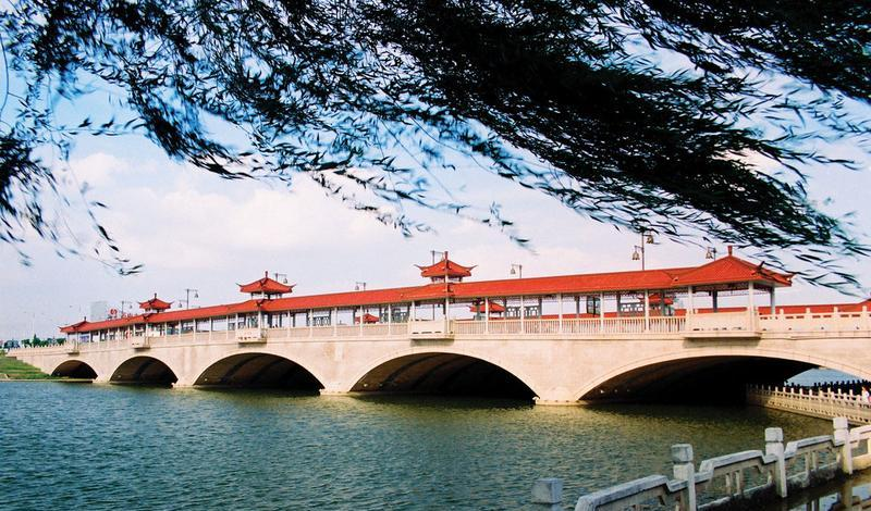 泰州鼓楼大桥