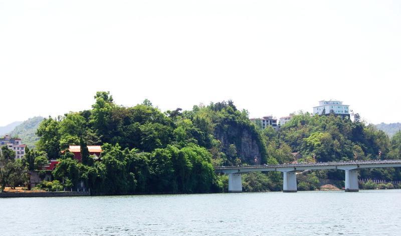 修水南崖清水岩风景点图片