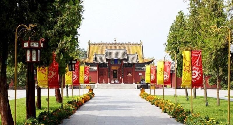 周口太昊陵庙