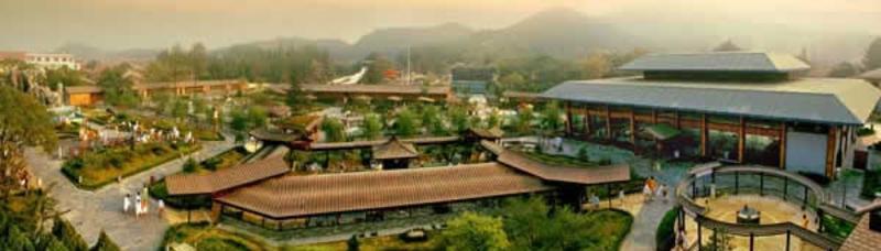 庐山天沐温泉度假村景点图片