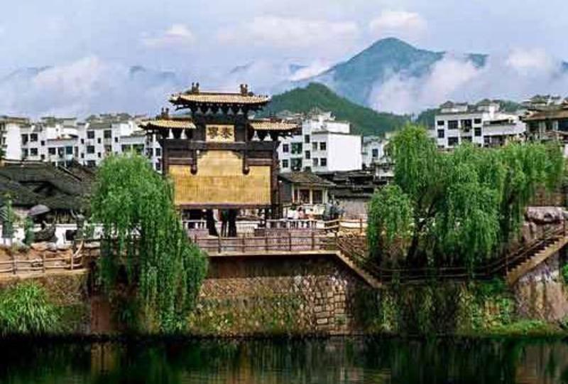 福建泰宁古城