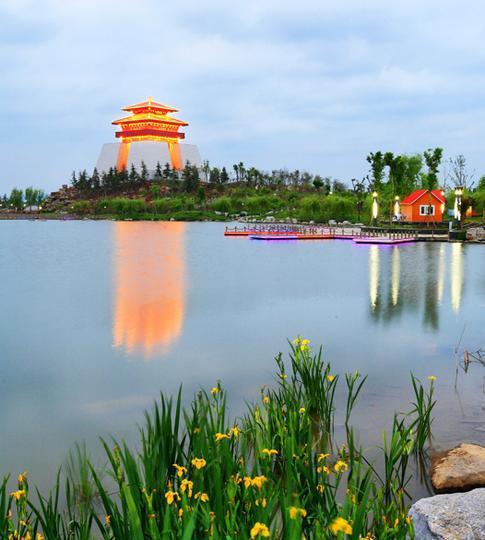 鲁南水城·枣庄老街
