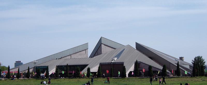 诸城恐龙博物馆景点图片