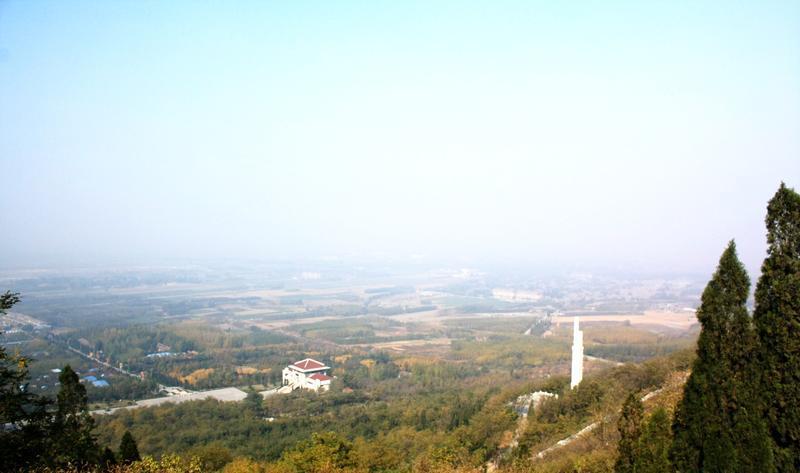 淄博黑铁山风
