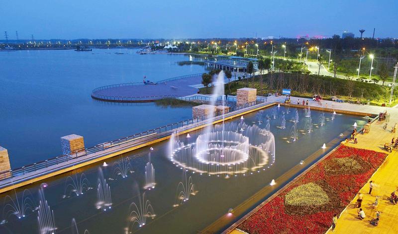 金乡金水湖