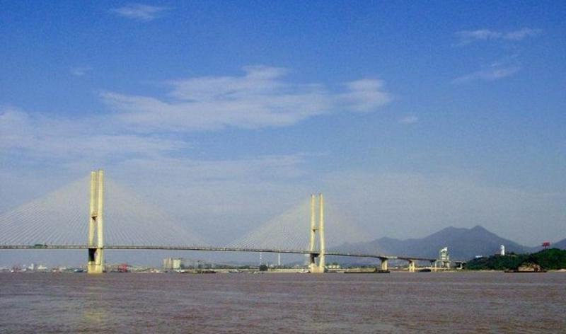 铜陵长江大桥公园