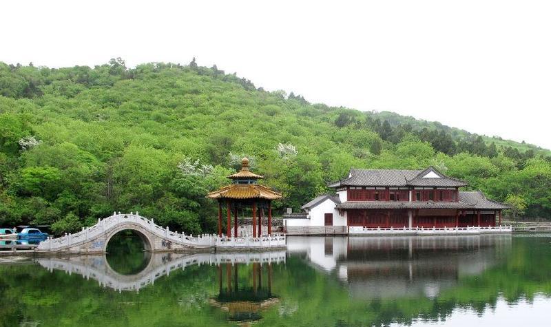 滁州琅琊山的图片和照片