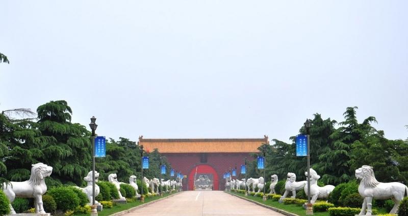 长葛中州人文纪念园