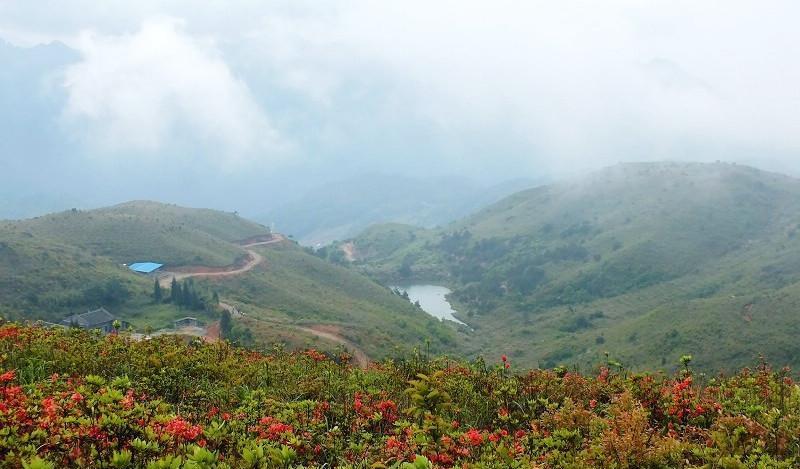 闽侯大湖仙山