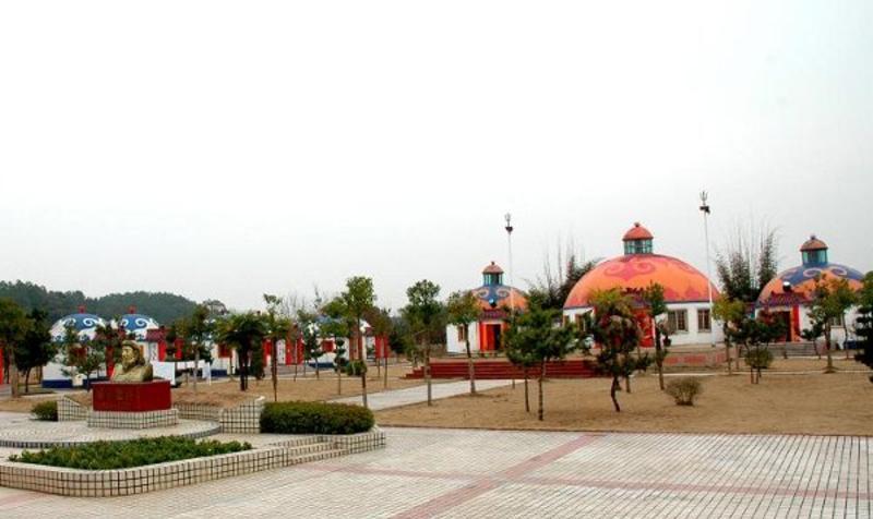 江西省国际体育健身运动中心