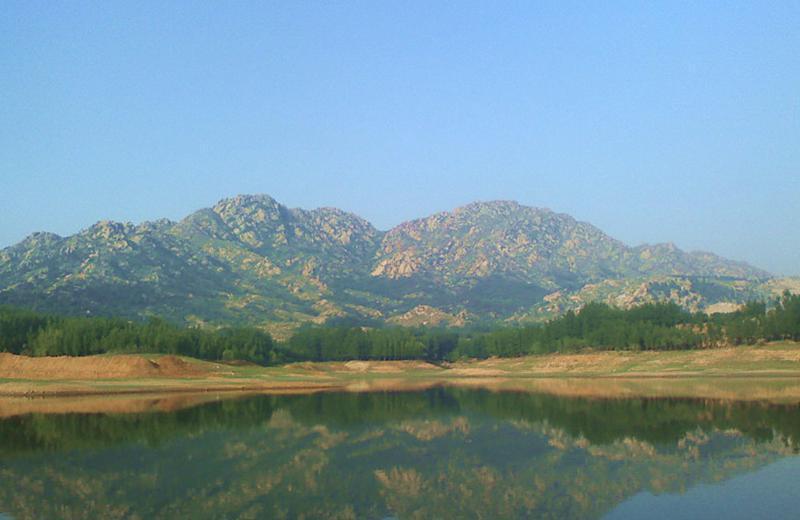 泰安徂徕山国家森林公园景点图片
