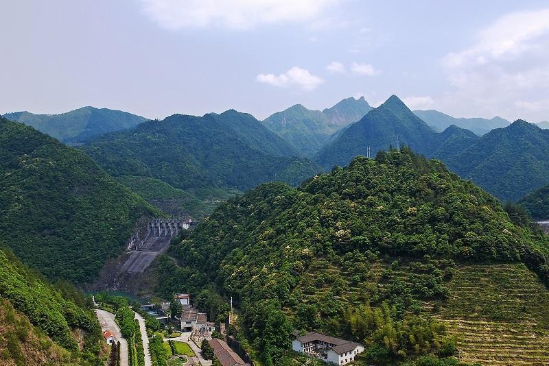 丽水龙泉山旅游区