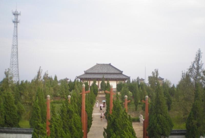 灵宝荆山黄帝铸鼎塬旅游区