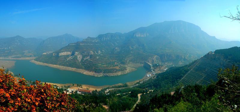 济南跑马岭旅游区景点图片