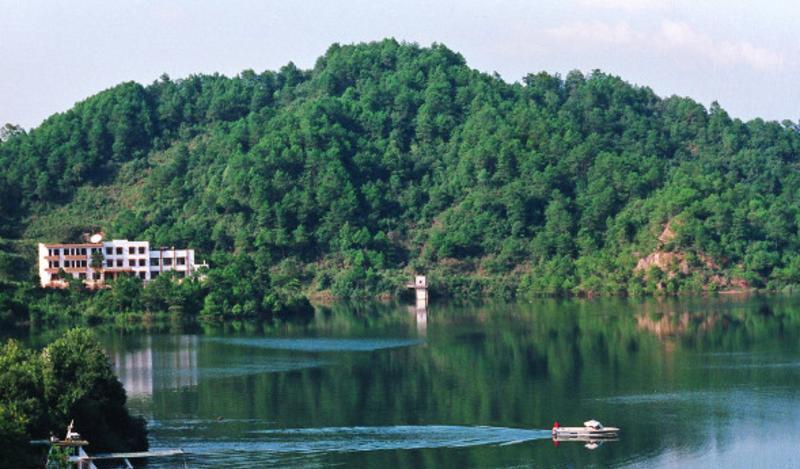 南丰县潭湖风景点图片