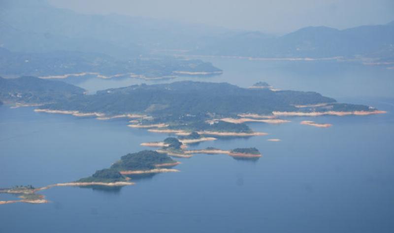 安徽花亭湖