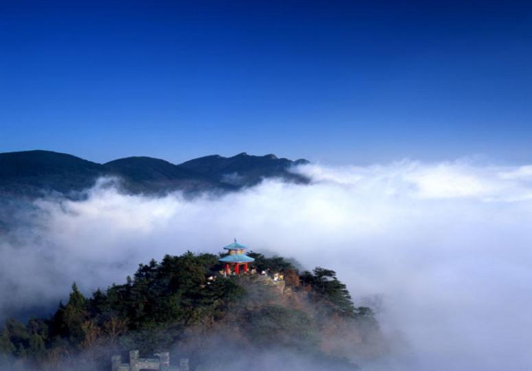 江西庐山景点图片