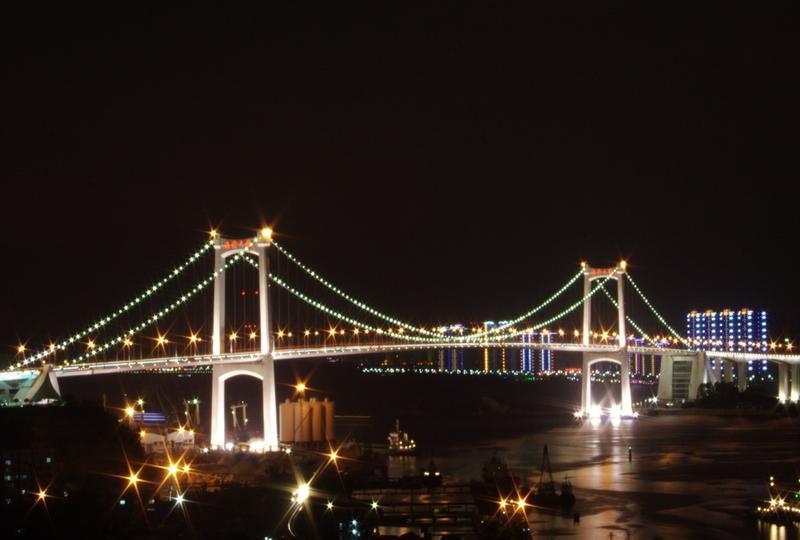 海沧大桥旅游区