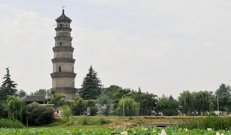 阜阳文峰公园