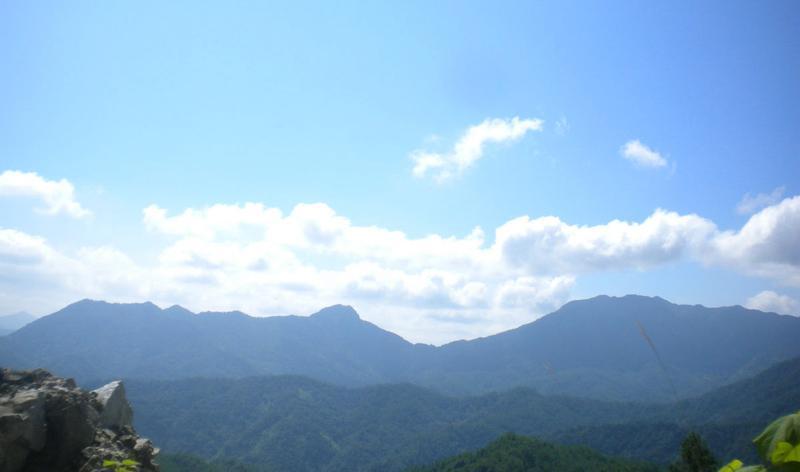 福建天宝岩国家级自然保护区