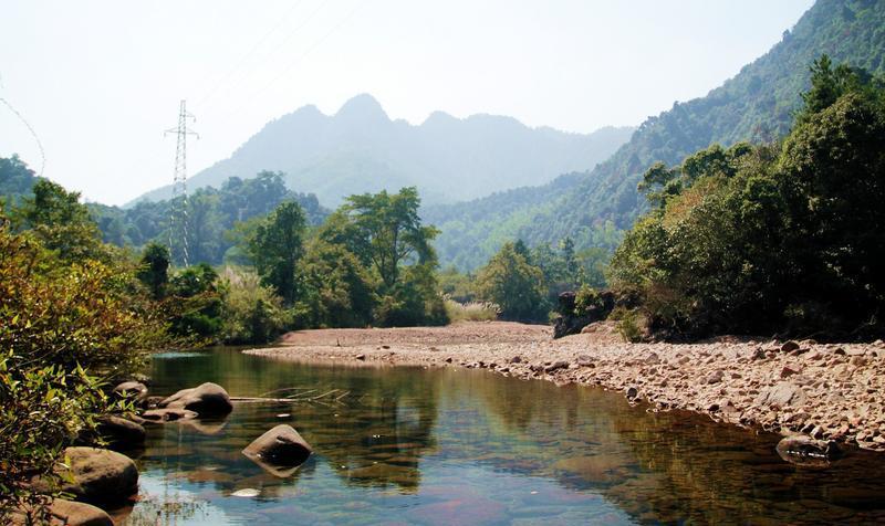 江西马头山国家级自然保护区