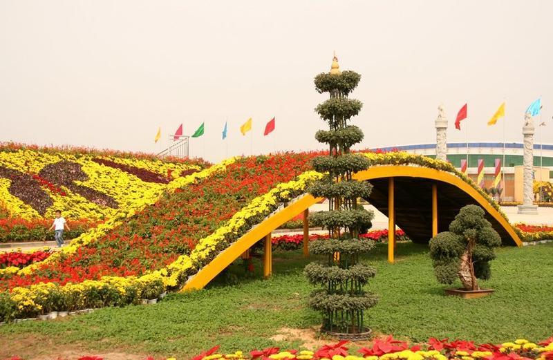 许昌鄢陵国家花木博览园