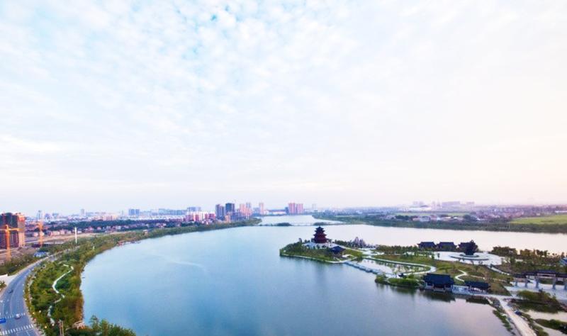 抚州梦湖景点图片