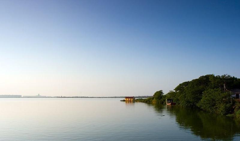 南昌瑶湖景点图片