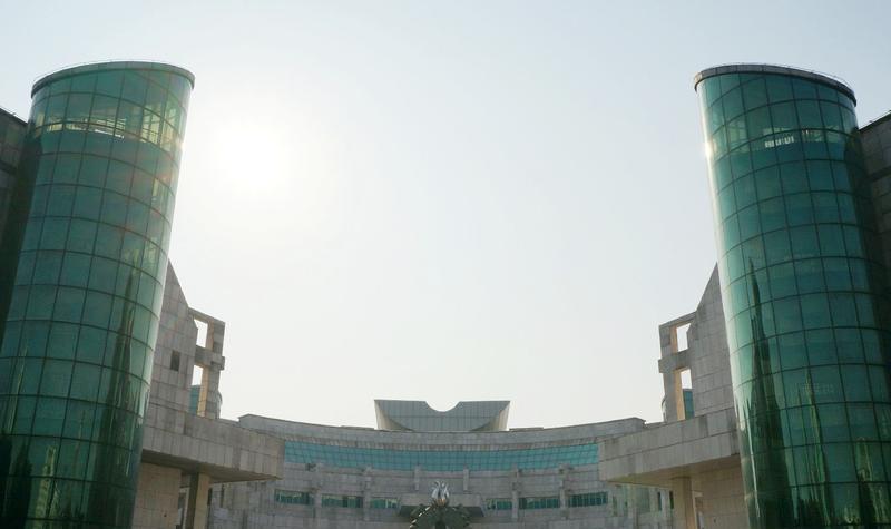 江西省博物馆景点图片