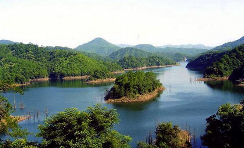 宜春三爪仑国家森林公园景点图片