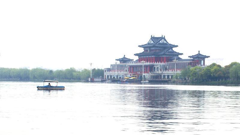 南昌象湖公园景点图片