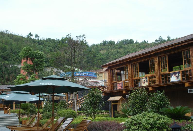 庐山龙湾温泉度假村景点图片