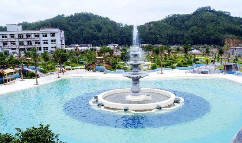 遂川汤湖温泉度假村