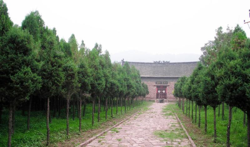 许昌襄城乾明寺