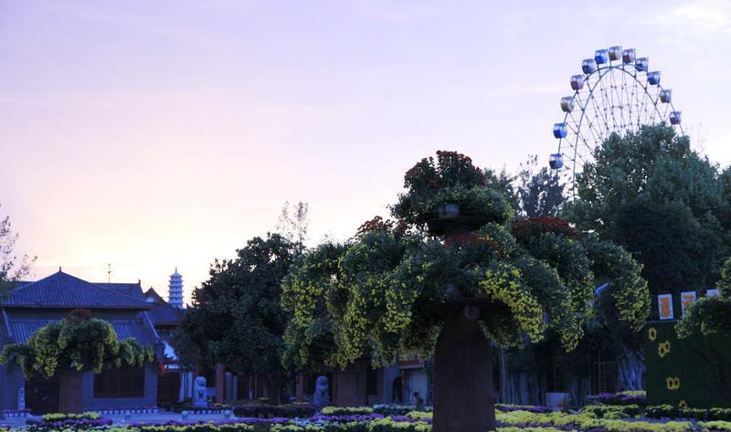 漯河金凤凰鸟文化乐园