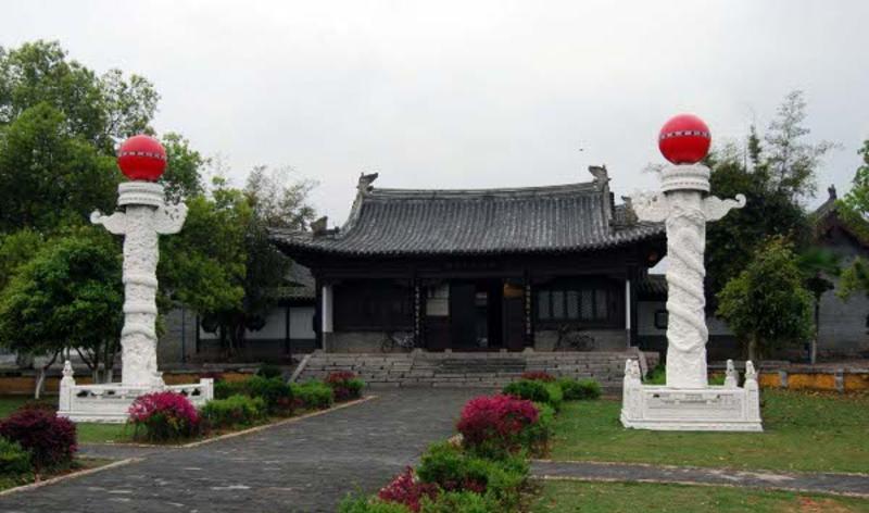 吉安永丰欧阳修纪念馆景点图片