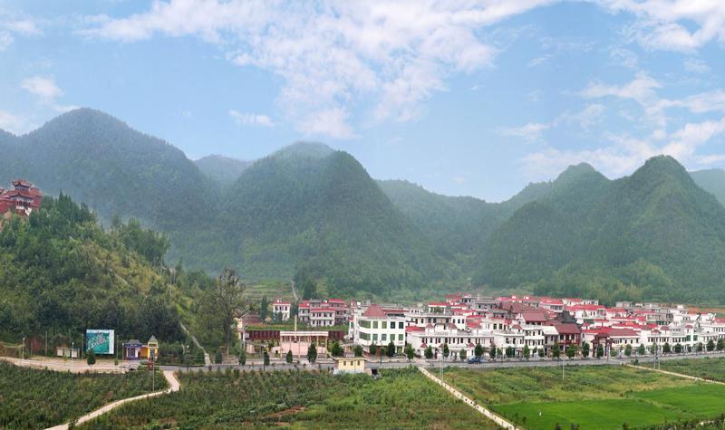 江西新余昌坊度假村