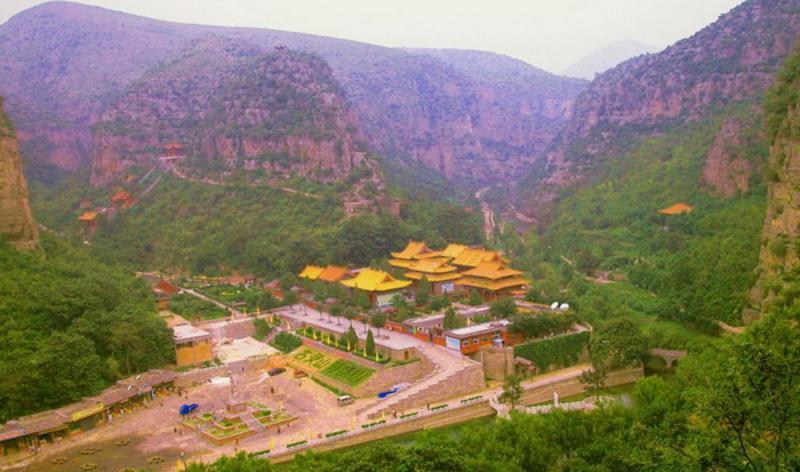 淇县古灵山