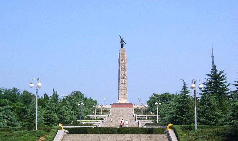 枣庄铁道游击队纪念公园