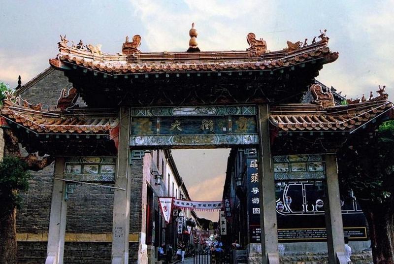 淄博聊斋城景点图片