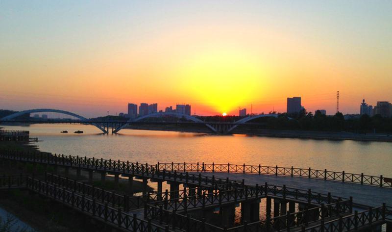 漯河沙澧河风