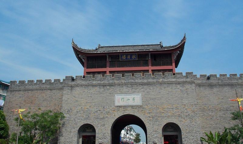 池州秀山门博物馆