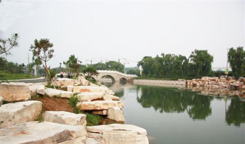 诸城益民河景点图片