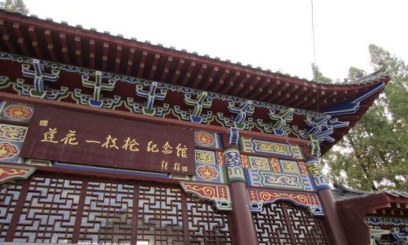 莲花县一枝枪纪念馆