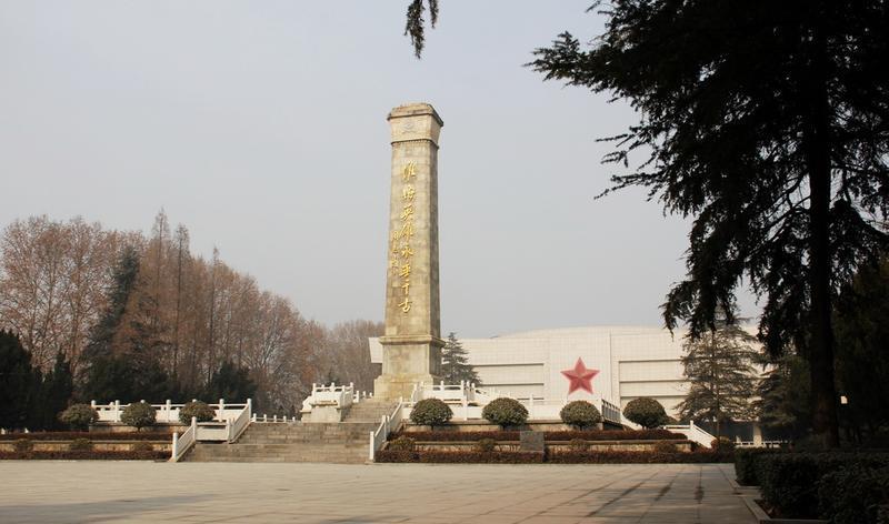 永城淮海战役陈官庄纪念馆