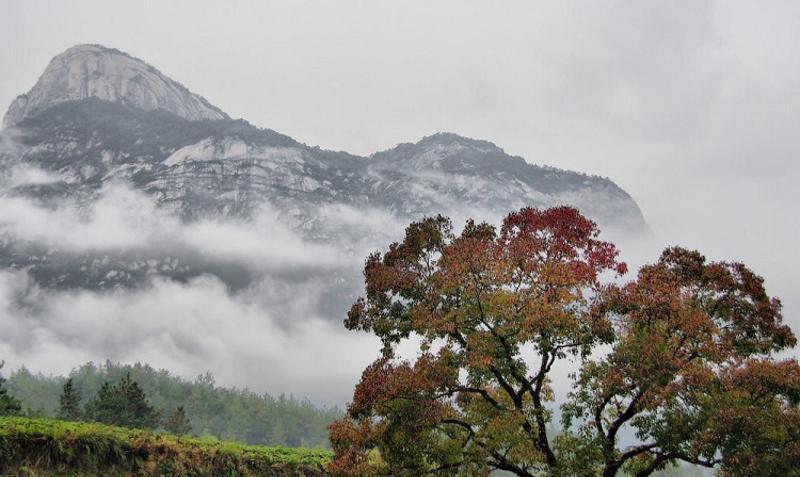 安徽岳西司空山