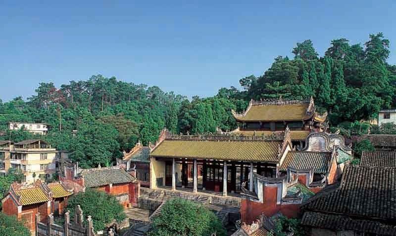邹城孟庙孟府旅游区