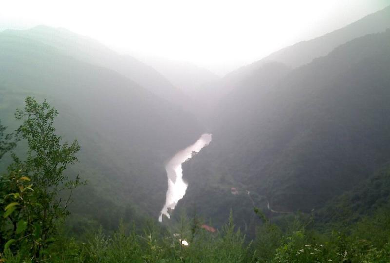 卢氏豫西大峡谷风