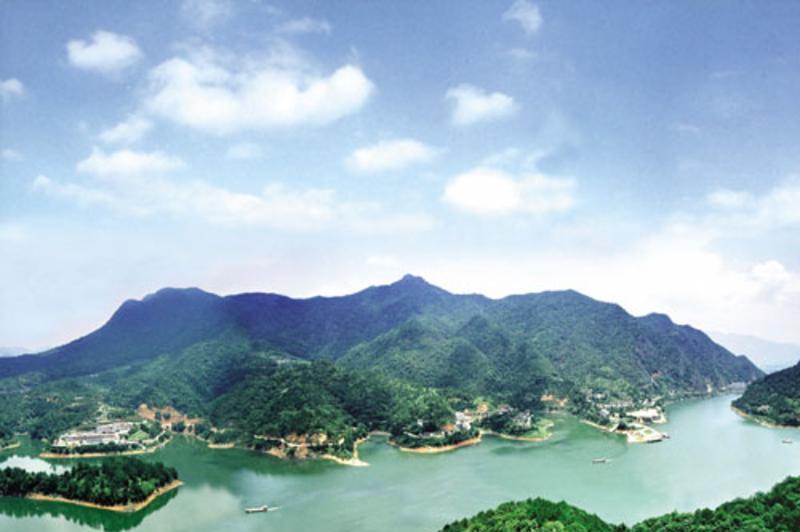 梅州长潭旅游区