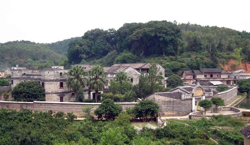 梧州李济深故居景点图片